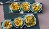 Zucchini-Bananen-Muffins (glutenfrei)