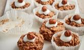 Vegane Apfel-Nuss-Muffins