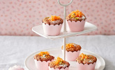 Möhren-Mandel-Muffins