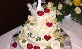 Baumkuchenrezept für eine Hochzeitstorte