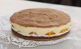 Cappuccino-Eierlikör-Torte