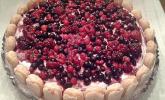 Fruchtige Beerentorte