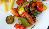 Italienisches Grillgemüse