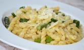 Platz 44: One-Pot-Pasta mit Spargel
