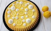 Oster-Zitronencreme-Kuchen