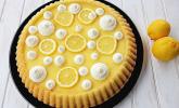 Oster-Zitronencremekuchen