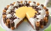 Traumhafte Eierlikör-Sahne-Torte