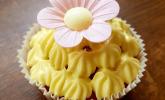 Zitronen-Cupcakes mit Creamcheese-Frosting