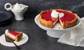 Erdbeer-Himbeer-Ricotta-Torte