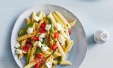 Warmer Pasta-Spargel Salat