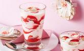 Erdbeer - Tiramisu im Glas