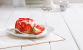 Erdbeer-Minicharlotten