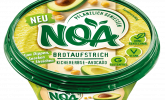 NOA Brotaufstrich Kichererbse-Avocado