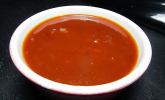 Amerikanische Bulls Eye Barbecue Sauce