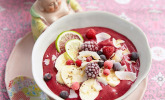 Beeren-Smoothie-Bowl