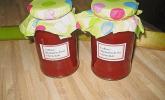 Erdbeer - Rhabarber - Kiwi Marmelade