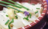 Frischer Spargelsalat mit Vanille