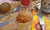 Rhabarber - Bananen Marmelade