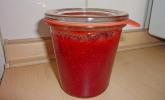 Rhabarber - Erdbeer - Marmelade