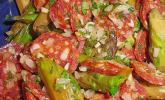 Würziger Spargel-Wurstsalat