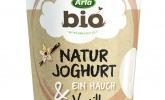 Arla Bio Naturjoghurt ein Hauch von