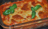 Gnocchi-Auflauf mit Tomate und Mozzarella