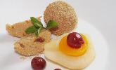 Couscous-Bällchen, süß