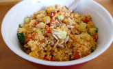 Couscous-Mango-Salat