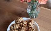 Hafercookies ohne Zucker