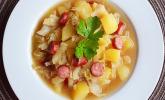 Spitzkohl-Kartoffeleintopf