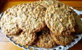 Schwedische Schoko-Haferflocken Cookies