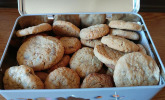 Urmelis Haferflocken - Erdnussbutter - Schoko - Cookies