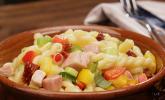 Sommerlicher Nudelsalat ohne Mayo