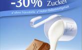 Lindt -30 % Zucker Vollmilchschokolade
