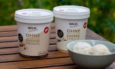 Luicella's Ice Cream ohne raffinierten Zucker