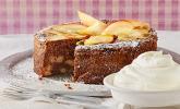 Altbayrischer Apfelkuchen