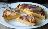 Schweizer Apfelkuchen mit Vanillecreme