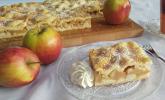 Ungarischer Apfelkuchen