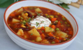 Rezept Mexikanische Gemüsesuppe