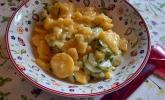 Rezept Nickys bayerischer Kartoffelsalat mit Gurke