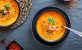 Rezept Rote Linsen-Kokos-Suppe