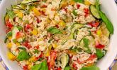 Rezept Sommerlich leichter Reissalat