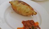 Rezept Tintenfischtuben mit Gemüsefüllung