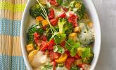 Rezept Veganer Gemüse-Tofu-Auflauf