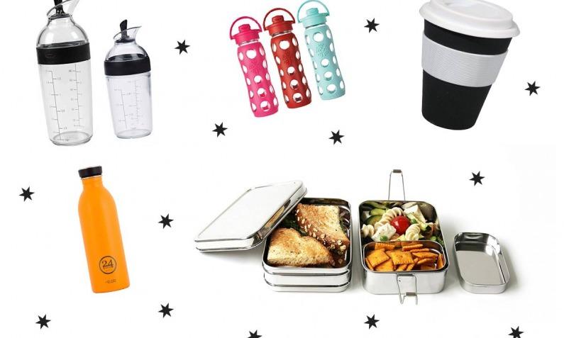 Lunchboxen und Co.