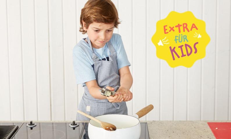 Kids kochen selbst