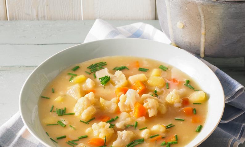 Suppen und Eintöpfe wie bei Oma