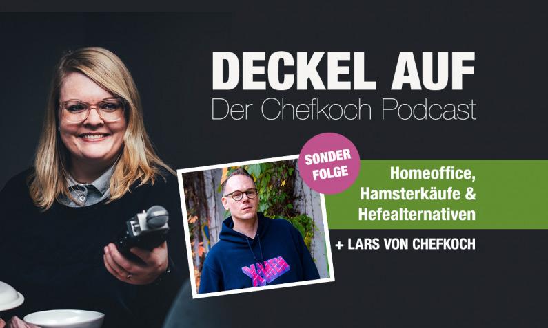 Podcast Deckel auf - Sonderfolge -