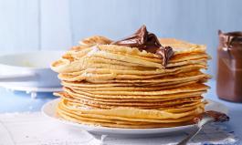 Pfannkuchen und Crêpe