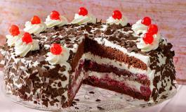 Schwarzwälder Kirsch: Beliebte Torte